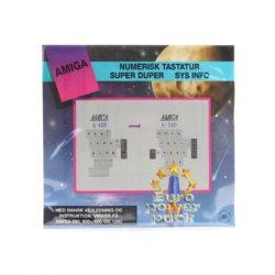 Numerisk Tastatur - Super Duper - Sys Info (Amiga, Euro Power Pack)