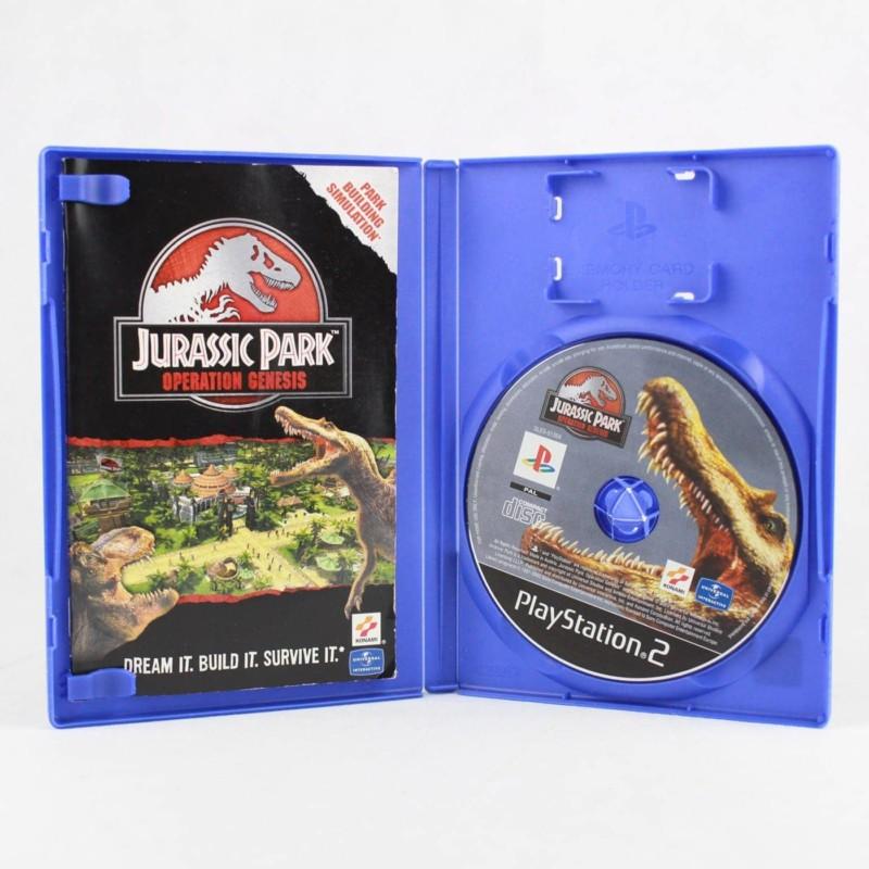 Jurassic Park: Operation Genesis (Playstation 2)