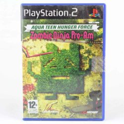 Aqua Teen Hunger Force: Zombie Ninja Pro-Am (PS2)