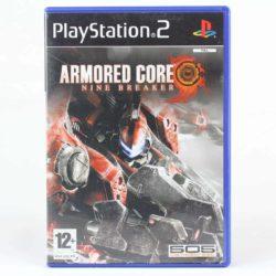 Armored Core: Nine Breaker (PS2)