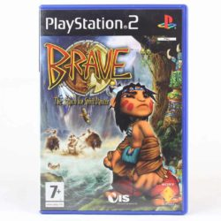 Brave: The Search for Spirit Dancer (PS2)