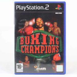 Boxing Champions (Playstation 2)