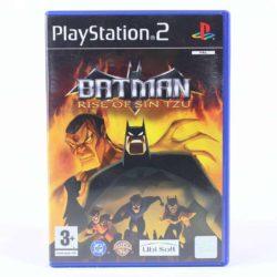 Batman: Rise of Sin Tzu (Playstation 2)