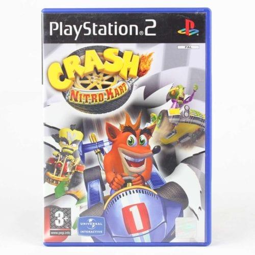 Crash Nitro Kart (Playstation 2)