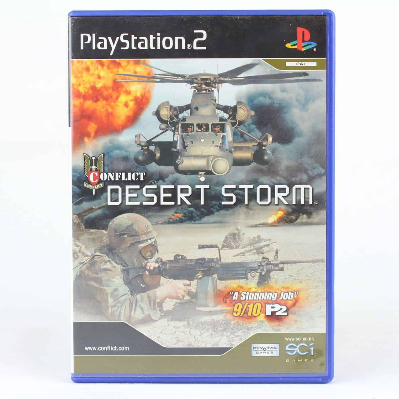 Conflict: Desert Storm (Playstation 2)