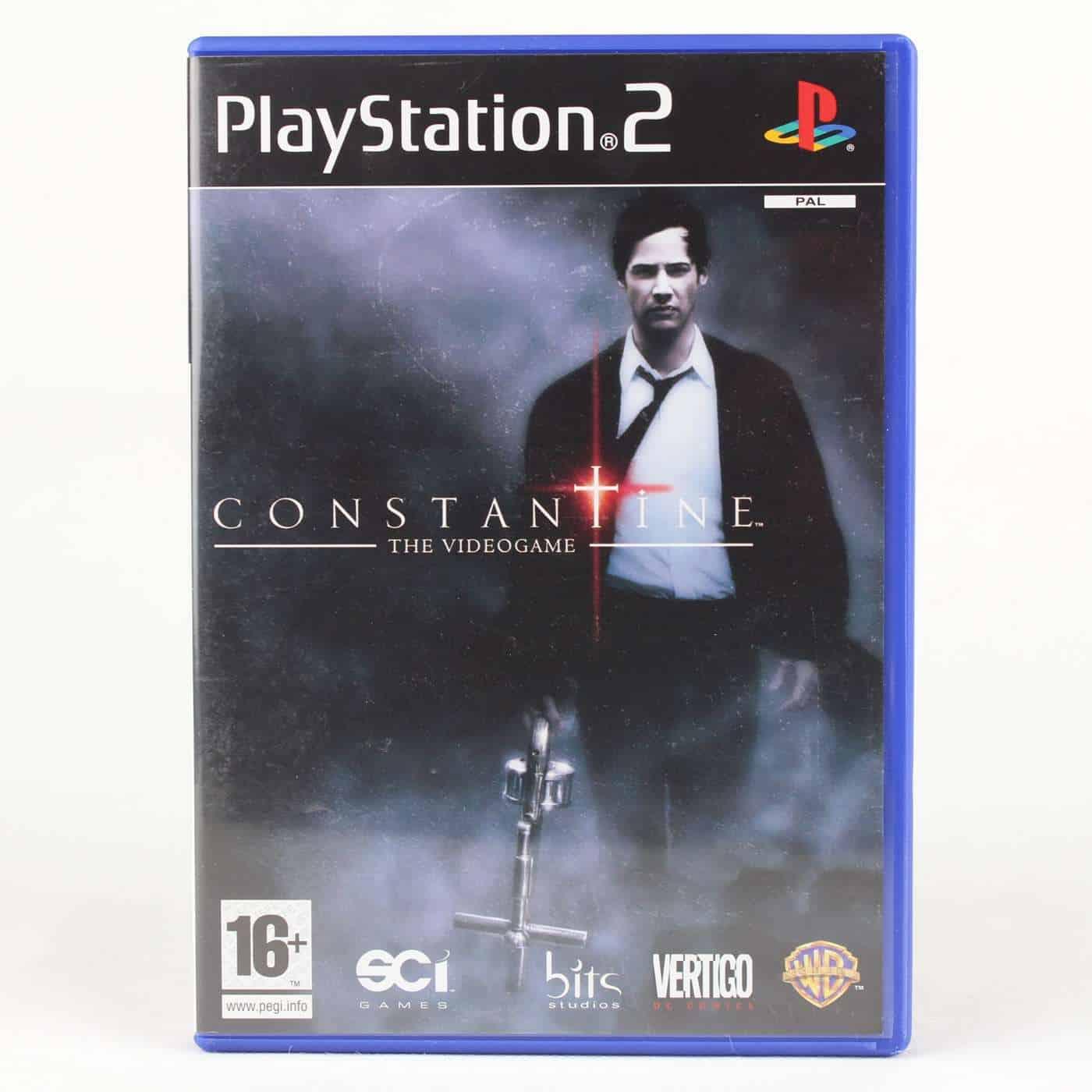 Constantine (Platstation 2)