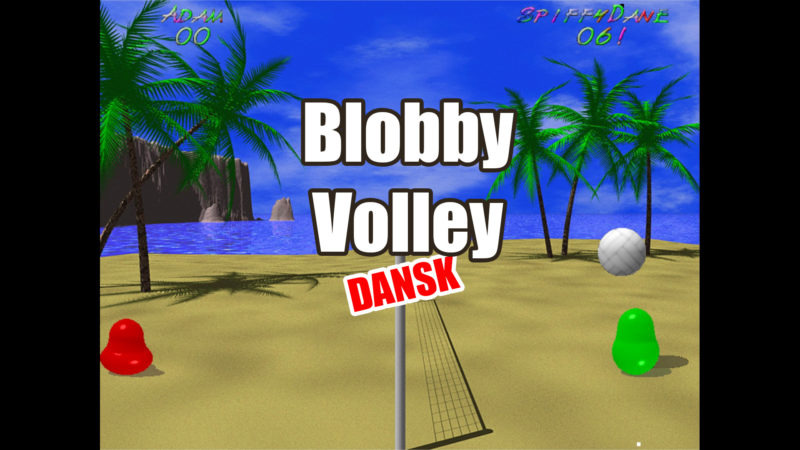 Blobby Volley (PC)