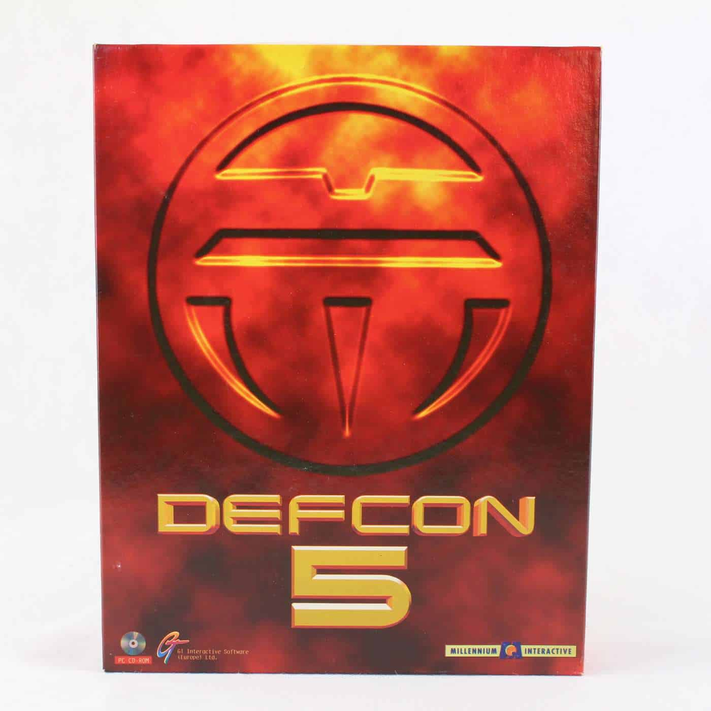 Defcon 5 (PC Big Box, 1995, Millennium Interactive)