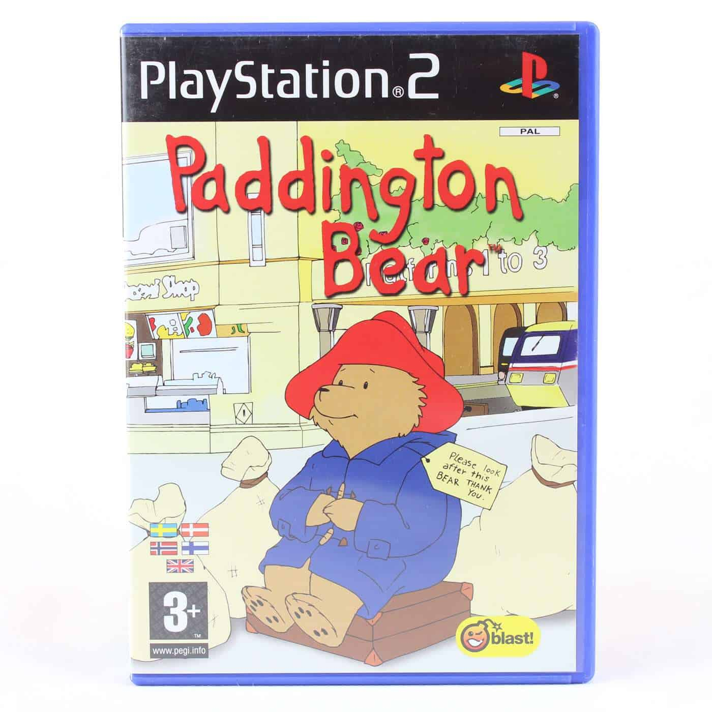 Paddington Bear (Playstation 2)