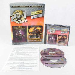2in1 Pack: Seven Kingdoms + Deadlock II (PC Big Box)