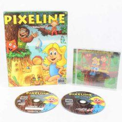 Pixeline i sommerhuset (PC Big Box)