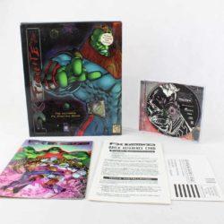 FX Fighter (PC Big Box, 1995, Argonaut Software)