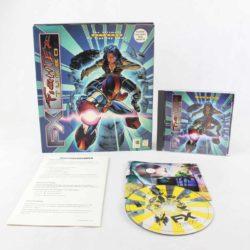 FX Fighter Turbo (PC Big Box, 1996, Argonaut Software)