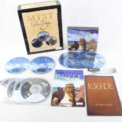 Myst Trilogy (PC Big Box, 2002, Tysk)