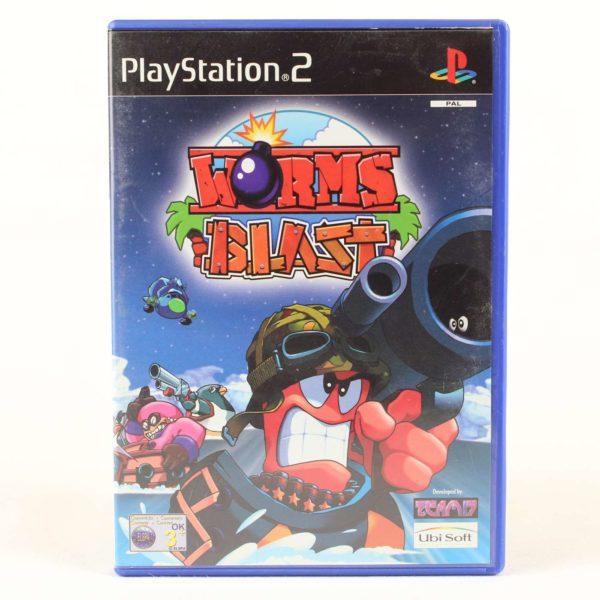 Worms Blast (Playstation 2)