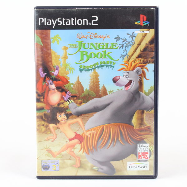 Walt Disney's The Jungle Book: Groove Party (Playstation 2)