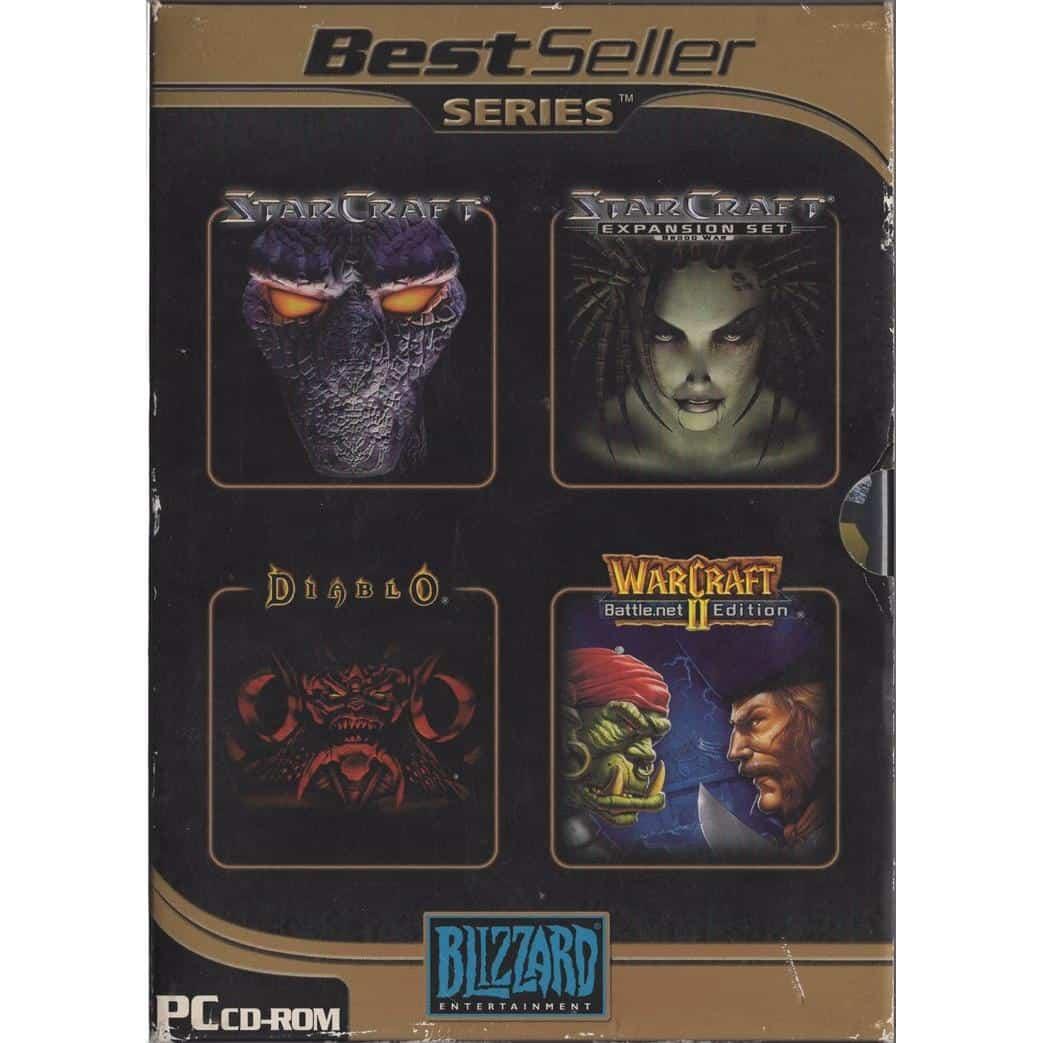 Blizzard Best Seller Series Gift Set (PC)