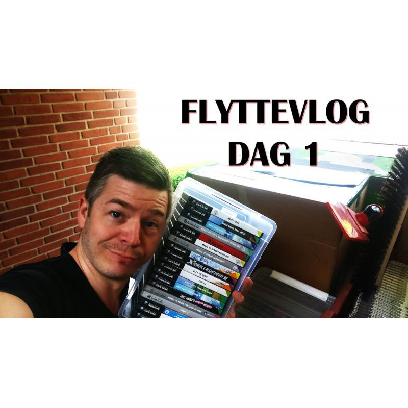 Want To Sell Retro flytter - se med på YouTube og Twitch