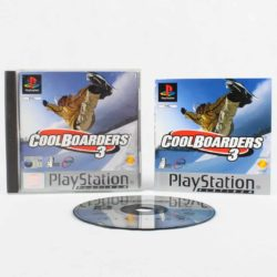 Cool Boarders 3 (PS1 - Platinum)