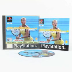 Anna Kournikova's Smash Court Tennis (Playstation 1)