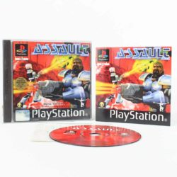 Assault (Playstation 1)