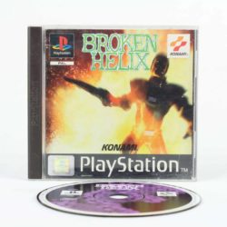 Broken Helix (Playstation 1)