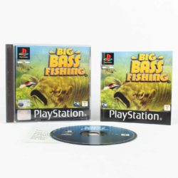 Big Bass Fishing (Playstation 1)