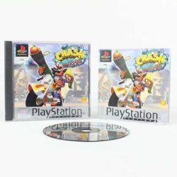 Crash Bandicoot 3: Warped (Playstation 1)