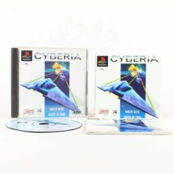 Cyberia (Playstation 1)