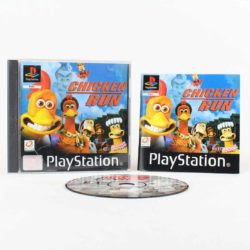 Chicken Run (Playstation 1)
