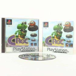 Croc: Legend of the Gobbos (Playstation 1 - Platinum)