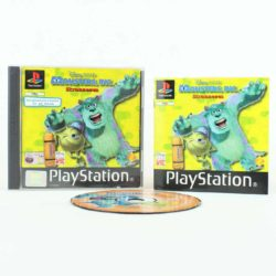 Disney/Pixar Monsters, Inc. Skræmmeøen (Playstation 1)