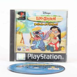 Disney's Lilo & Stitch Ballade På Hawaii! (Playstation 1)