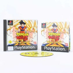 Dragon Ball Z: Ultimate Battle 22 (Playstation 1)