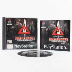 Delta Force: Urban Chaos (Playstation 1)