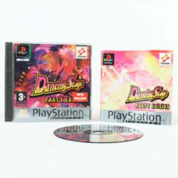 Dancing Stage: Party Edition (Playstation 1 - Platinum)