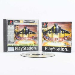 Eagle One: Harrier Attack (Playstation 1)