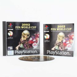 2002 FIFA World Cup (Playstation 1)