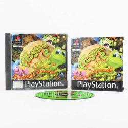 Frogger 2: Swampy's Revenge (Playstation 1)