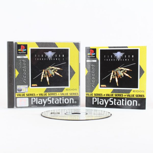Firestorm: Thunderhawk 2 (Playstation 1)