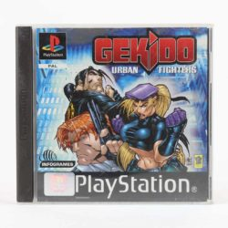 Gekido: Urban Fighters (PS1) (Playstation 1)