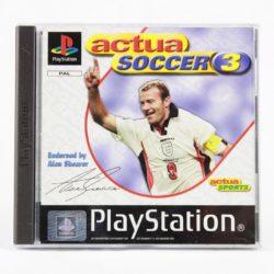 Actua Soccer 3 (Playstation 1)