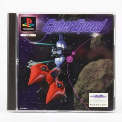 CyberSpeed CyberSpeed (Playstation 1)