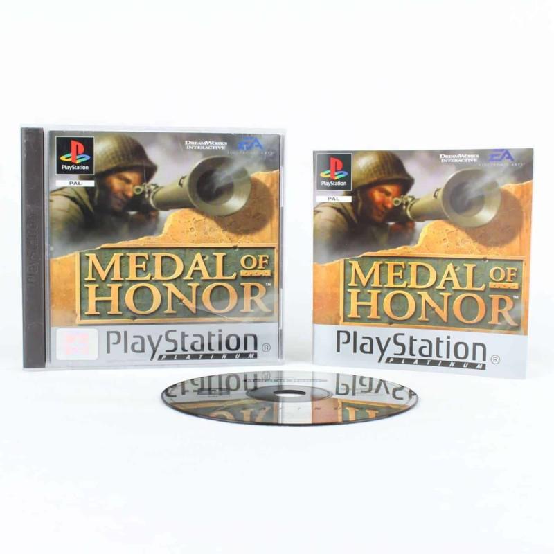 Medal of Honor (Playstation 1 - Platinum)