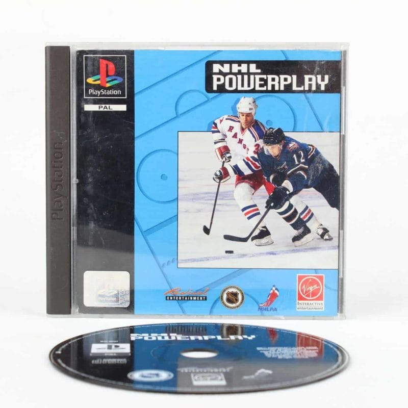 NHL Powerplay (Playstation 1)