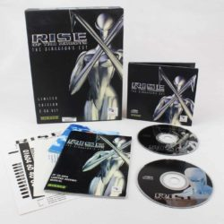 Rise of the Robots: The Director's Cut (PC Big Box, 1994)