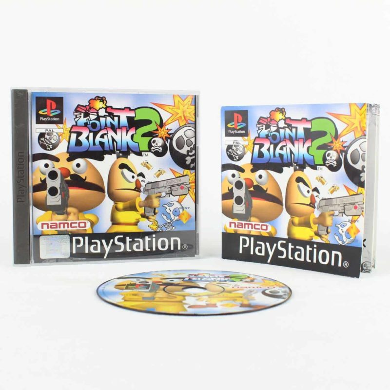 Point Blank 2 (Playstation 1)