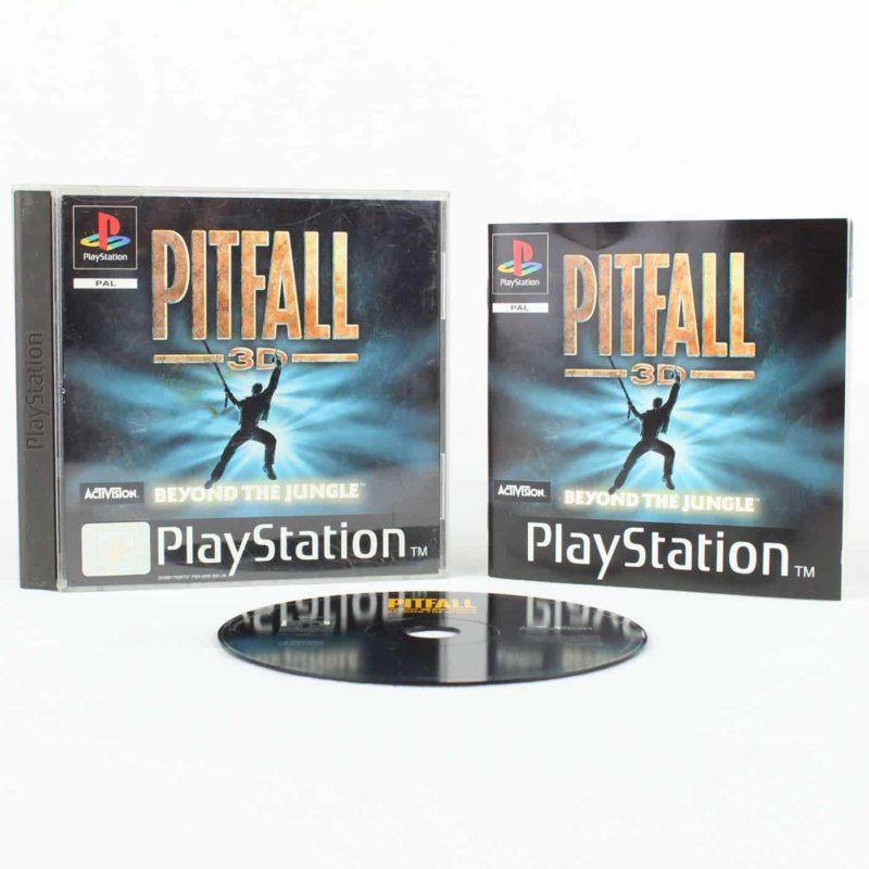 Pitfall 3D: Beyond the Jungle (Playstation 1)