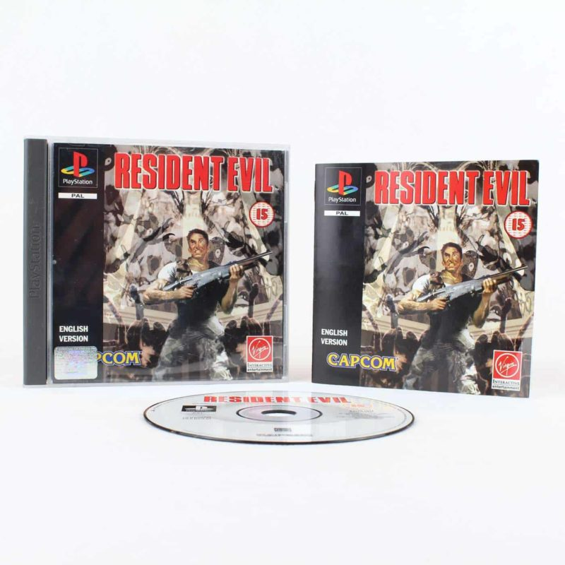 Resident Evil (Playstation 1)