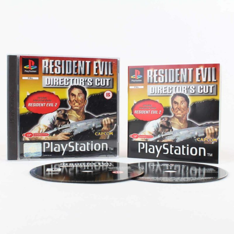 Resident Evil: Director's Cut (Playstation 1)